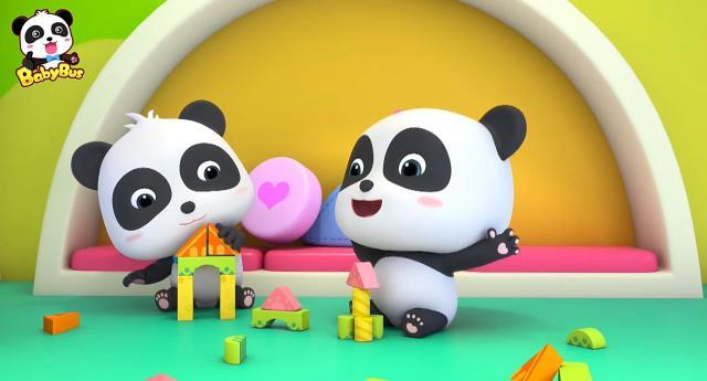 寶寶巴士-3D兒歌(快樂學習)4 線上看
