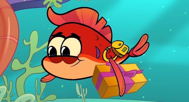 比伯歷險記 第一季第7集【魚寶寶】 線上看