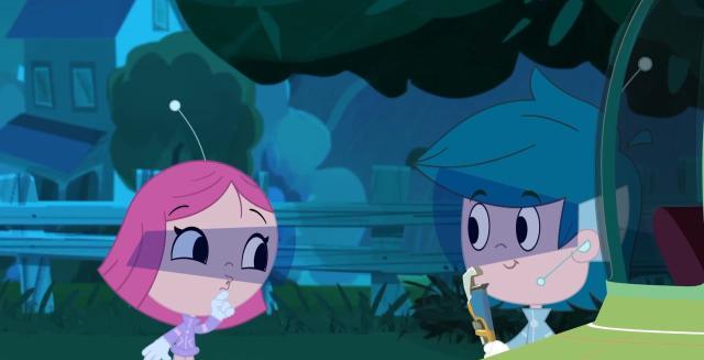 米尼和曼尼 第一季第6集【秋天的夢】 線上看