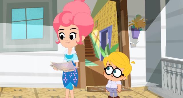米尼和曼尼 第一季第9集【生日驚喜】 線上看