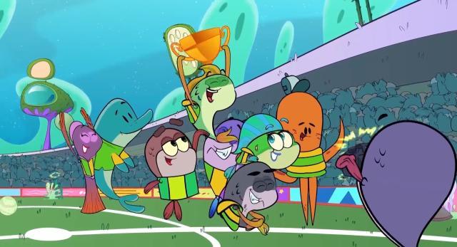 比伯歷險記 第三季 全集第1集【足球錦標賽】 線上看