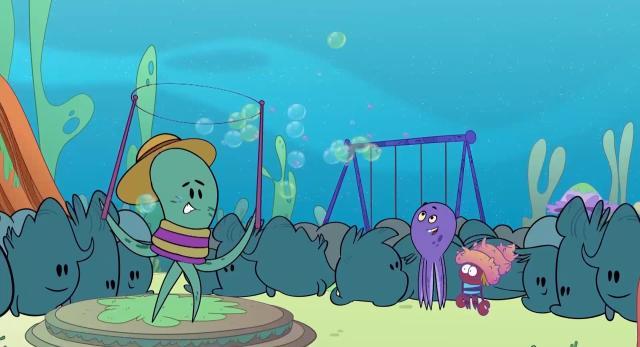 比伯歷險記 第三季 全集第6集【泡泡的眼鏡】 線上看
