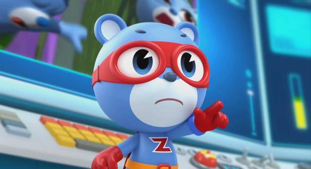 超人傑克Super Z8 線上看