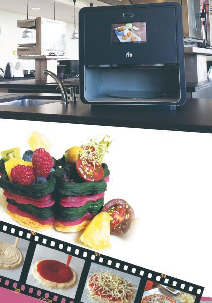 流行最前線-3D 食物列印機,打造你的科技廚房 Ⅲ線上看