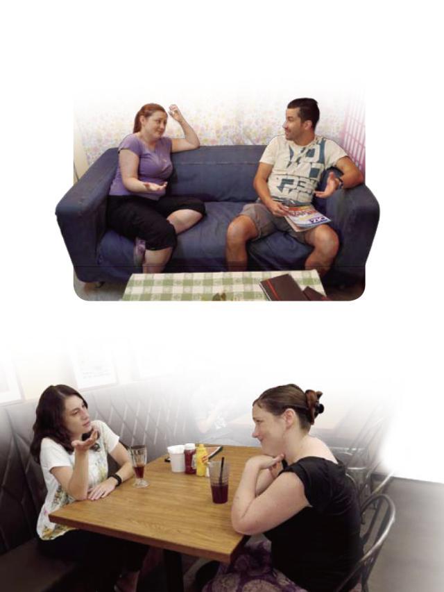 主題式會話-尋求與提供建議 Ⅰ劇照 1