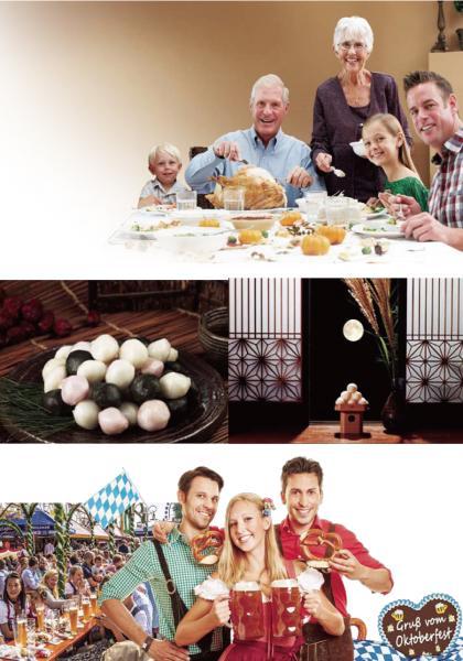 文化大觀園-感恩節與世界各地的秋收慶典 Ⅱ線上看