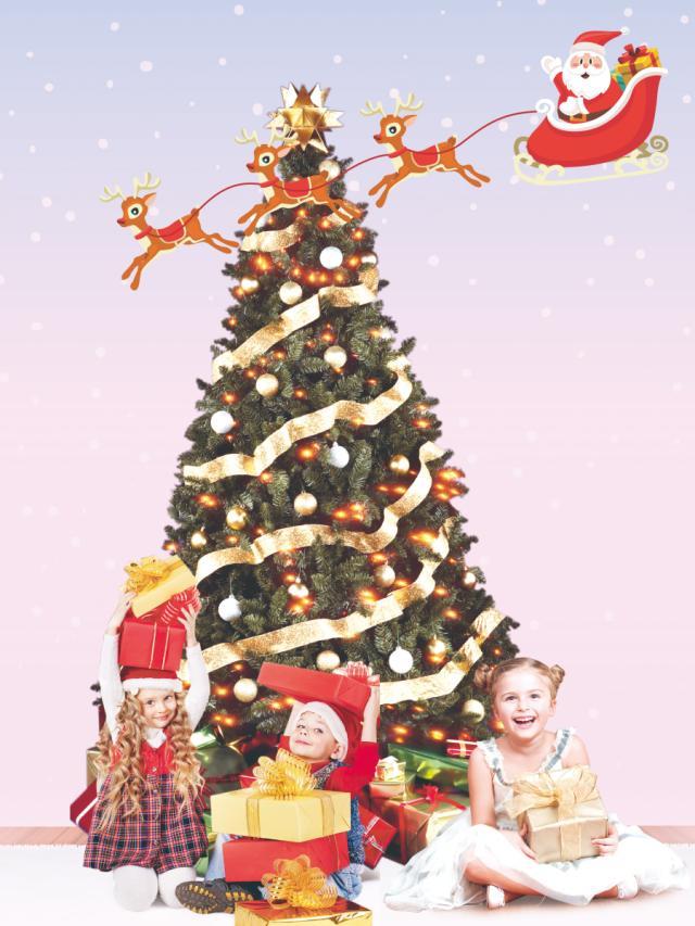 玩味生活-最棒的聖誕節(1)劇照 1