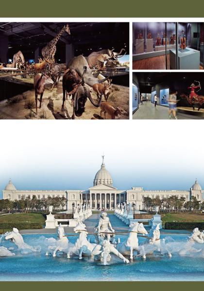 台灣好去處-奇美博物館:培養藝術鑑賞力(2)線上看