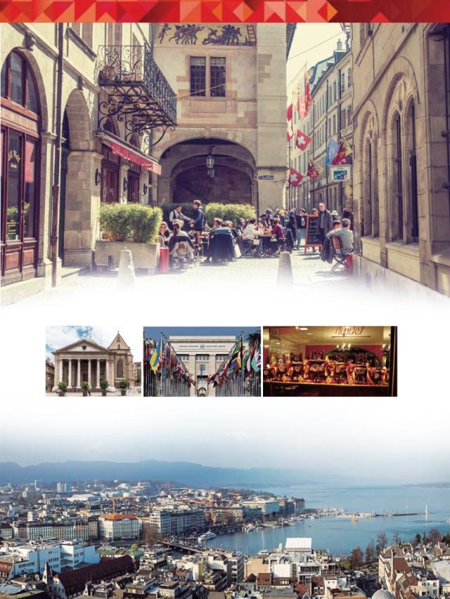 旅遊好去處-和平之都 日內瓦 (1)劇照 1
