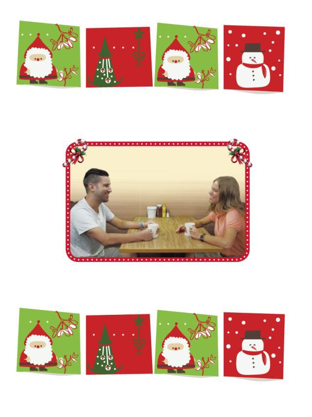 生活情境對話-準備聖誕派對劇照 1