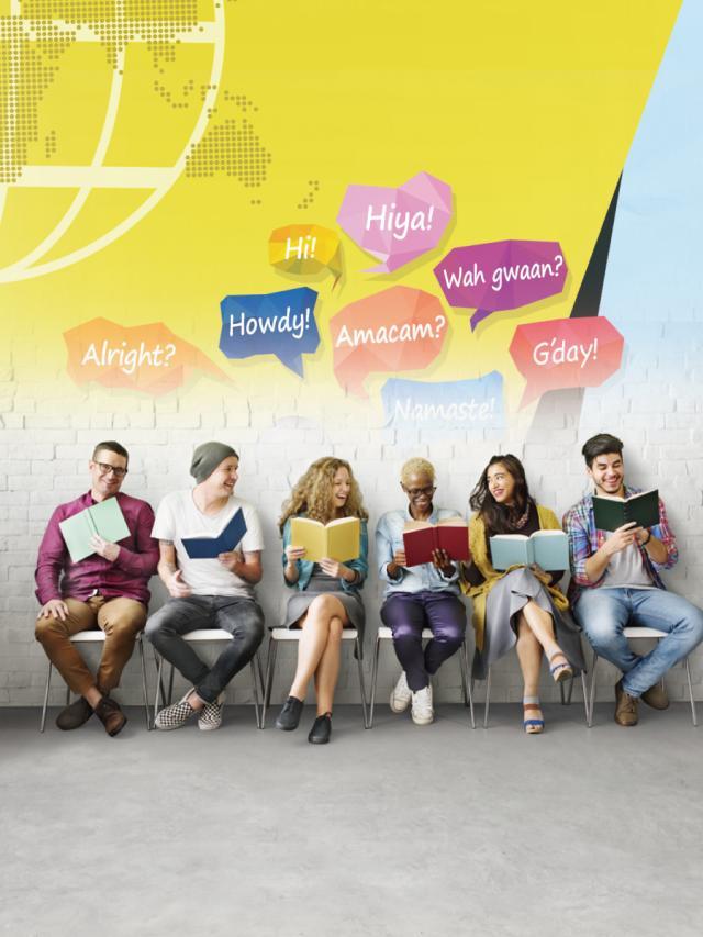 世界好望角-世界英語:英語的全球化與在地化 (2)劇照 1
