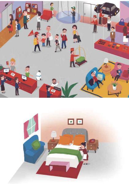 生活情境對話-飯店英語線上看