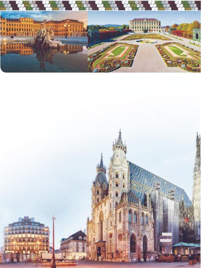 旅遊好去處-夢想之都維也納 (1)劇照 1