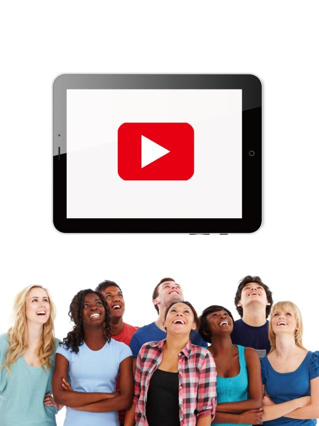 主題式會話-我想成為YouTuber(1)劇照 1