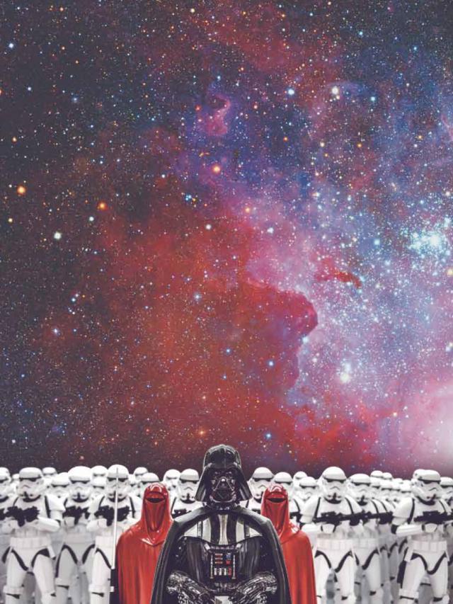 流行文化-《星際大戰》:四十年的原力傳承 (1)劇照 1