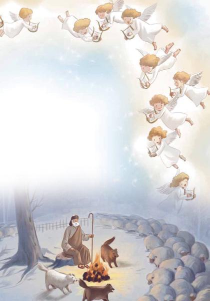 大師名作選-聖夜的奇蹟 (1)線上看