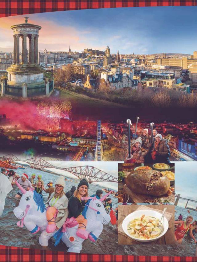 旅遊好去處-愛丁堡的傳統與慶典 (2)劇照 1