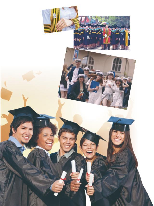 世界好望角-世界各地的畢業典禮 (2)劇照 1