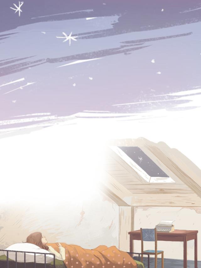 大師名作選-帶天窗的房間(1)劇照 1