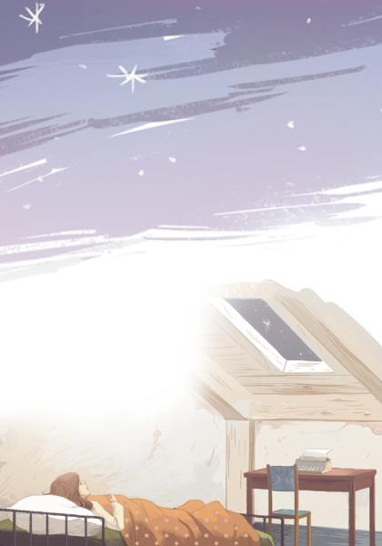 大師名作選-帶天窗的房間(1)線上看