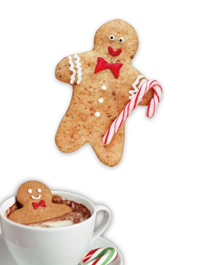 玩味生活-薑餅人:聖誕節之最可愛 (1)劇照 1