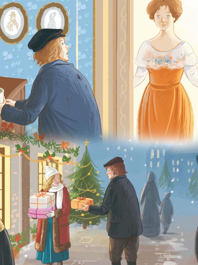 大師名作選-竊賊的聖誕節 (2)劇照 1
