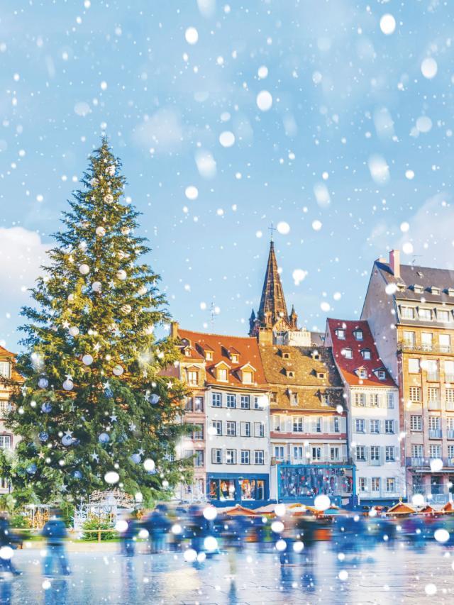 旅遊好去處-史特拉斯堡的冬季魔力(1)劇照 1