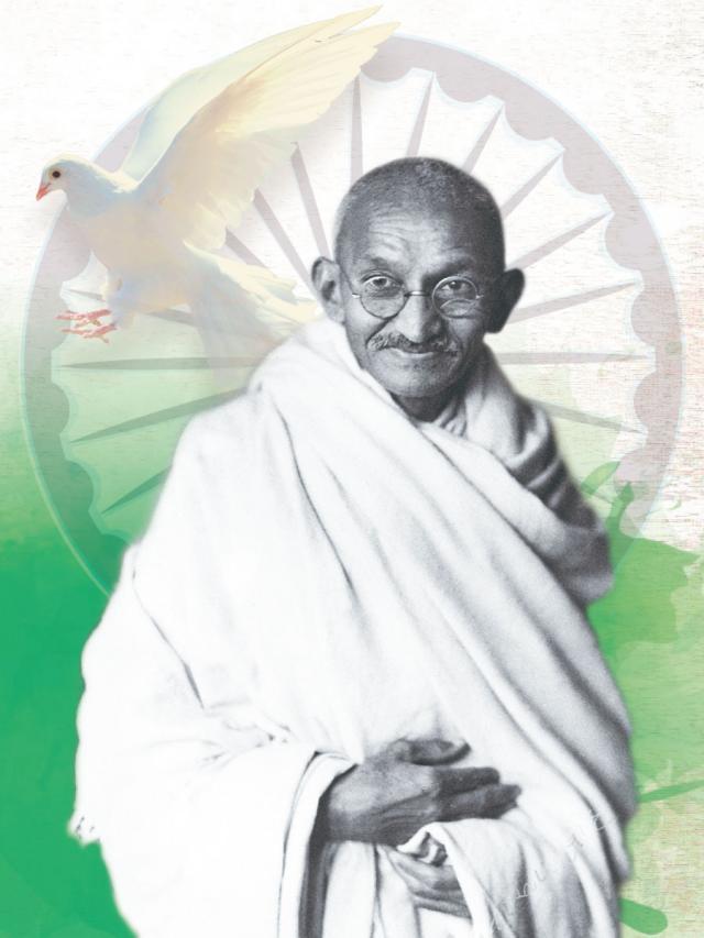 名人傳記 印度國父——甘地 (1)劇照 1
