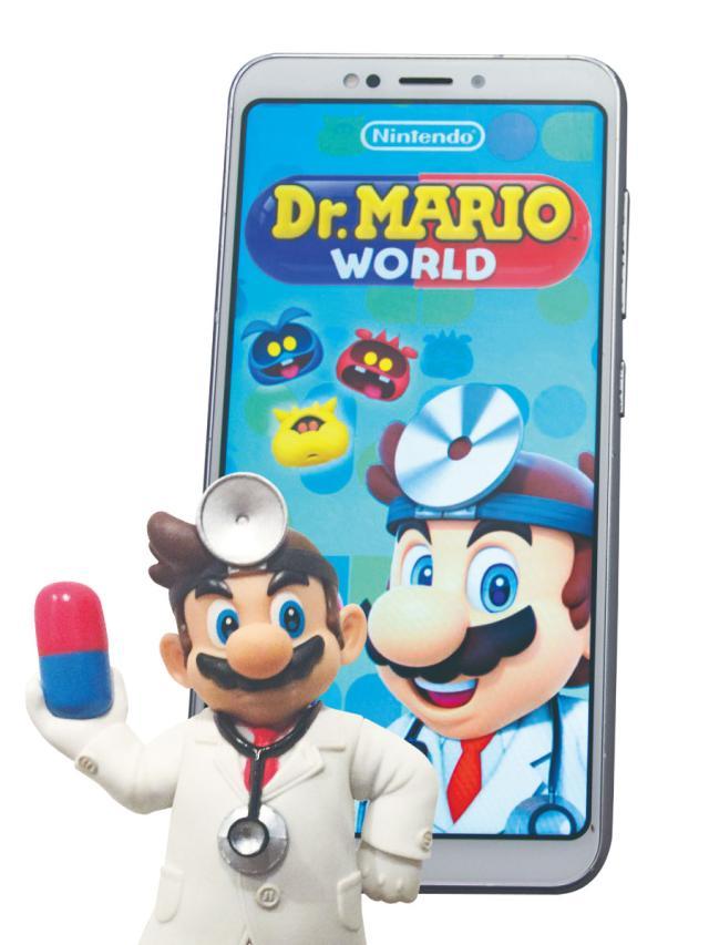 流行最前線--跟著瑪利歐一起去行醫(1)劇照 1