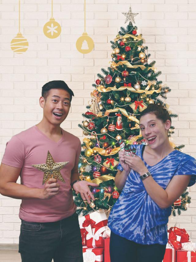 活用ABC--祝大家聖誕快樂!Part C劇照 1