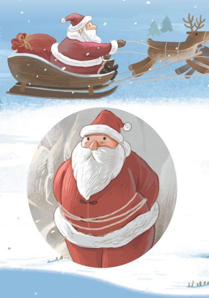 短篇故事集--被綁架的聖誕老人(3)線上看