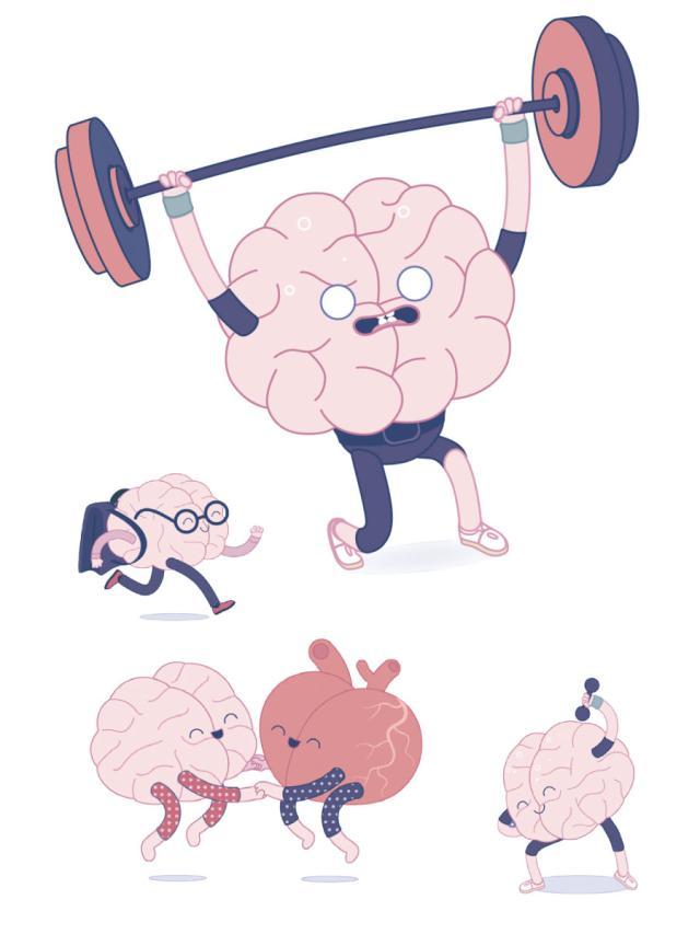生活健康--多動腦長保大腦健康 (2)劇照 1
