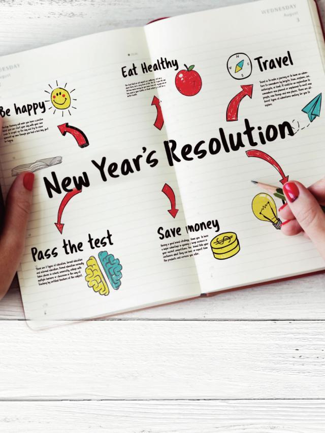 閱讀策略 許下新年志願,迎接更好的自己 (1)劇照 1