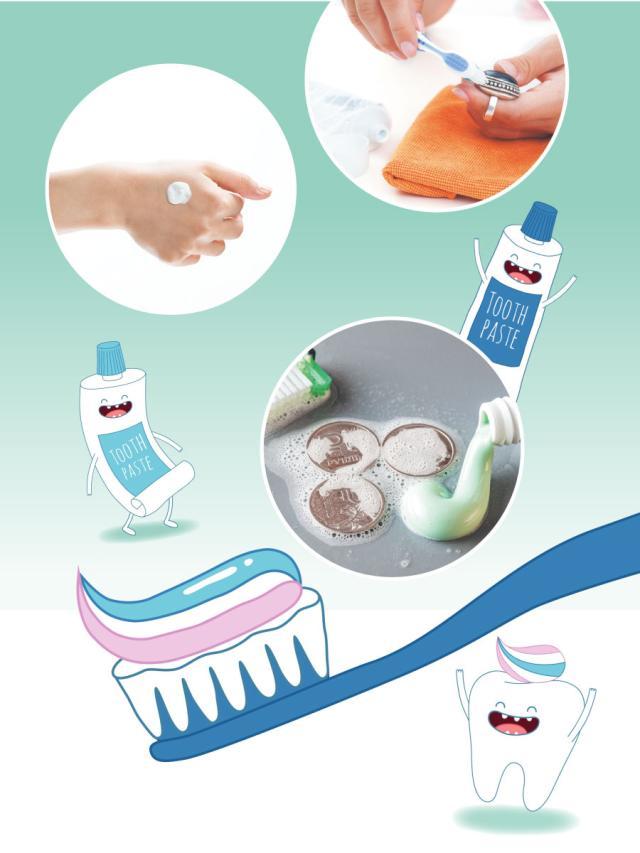 生活常識 牙膏原來有這麼多妙用!  (1)劇照 1