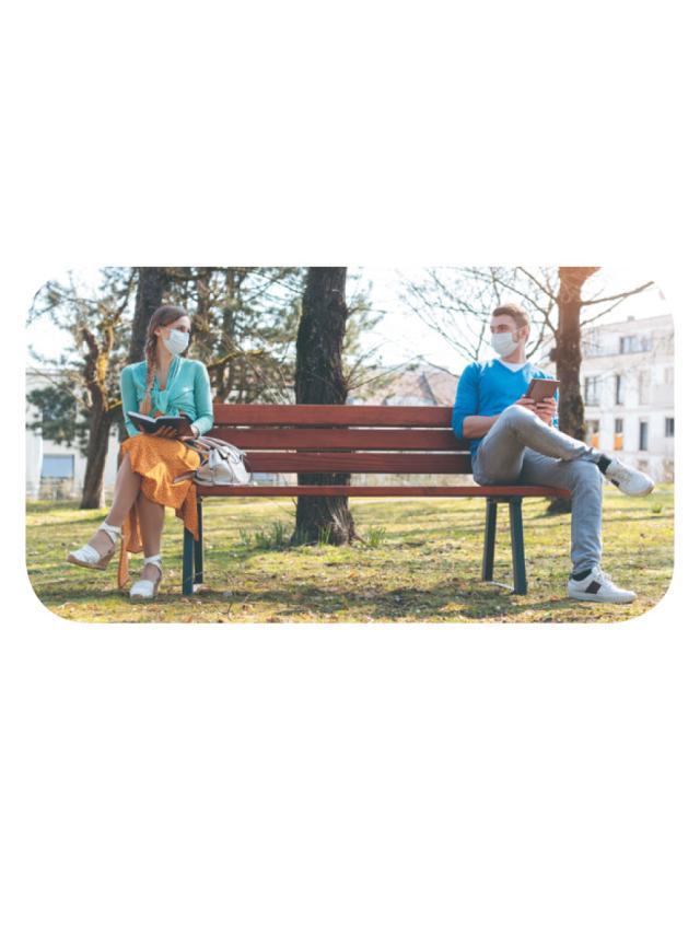 世界好望角 社交距離帶給年輕人孤獨感? (2)劇照 1