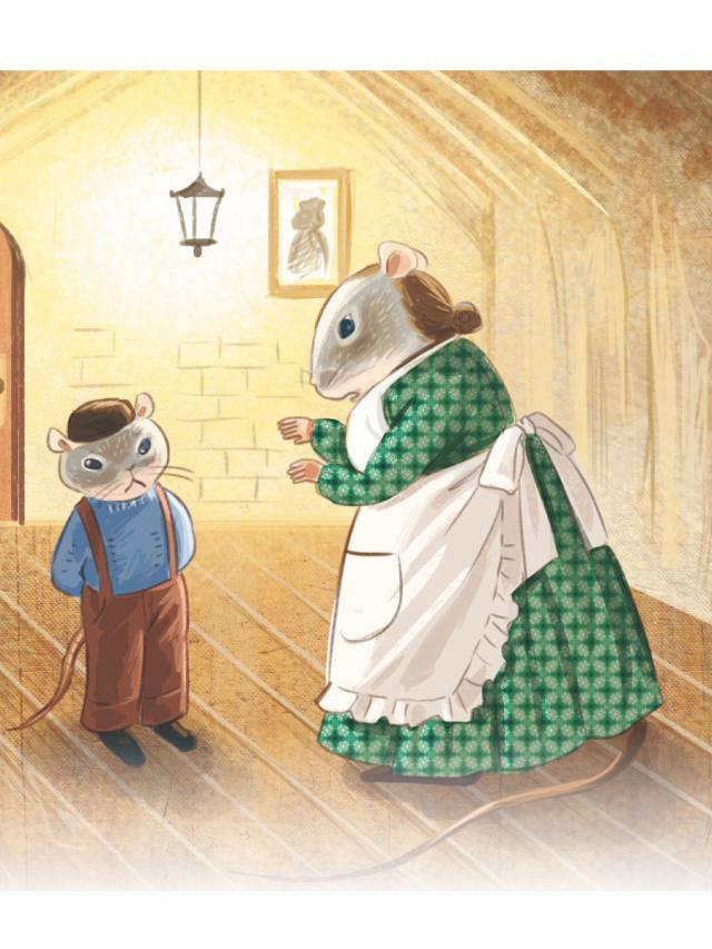 短篇故事集 儲藏室裡的小小偷 (3)劇照 1
