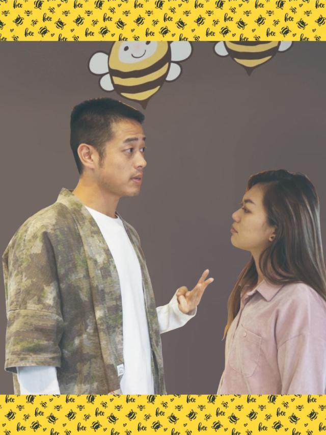 生活情境對話 「蜂」英語劇照 1
