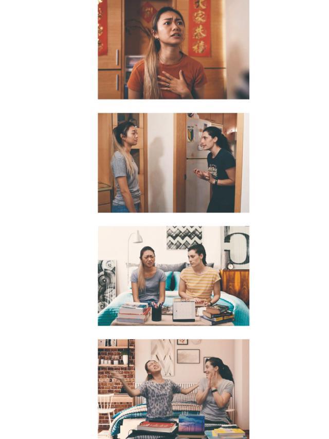 主題式會話 表達情緒 (2)劇照 1