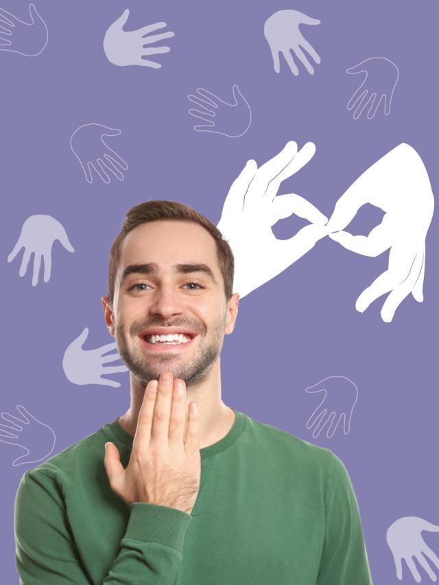 克漏字測驗 手譯員:協助聽障人士的好幫手劇照 1