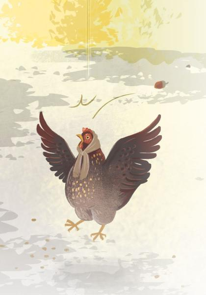 短篇故事集 〈母雞潘妮〉 (3)線上看