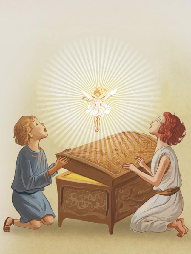 大師名作選 〈孩子的天堂〉(2)劇照 1