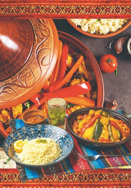 食物文化 庫斯庫斯:品嚐非洲的美食 (1)線上看