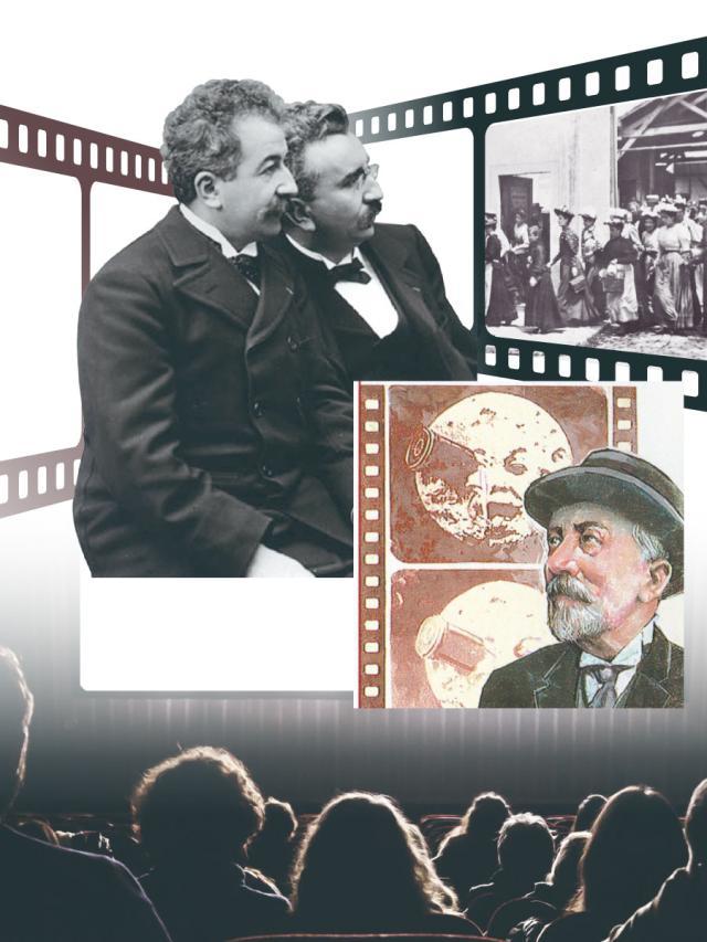 趨勢潮流 電影的過去與未來 (1)劇照 1