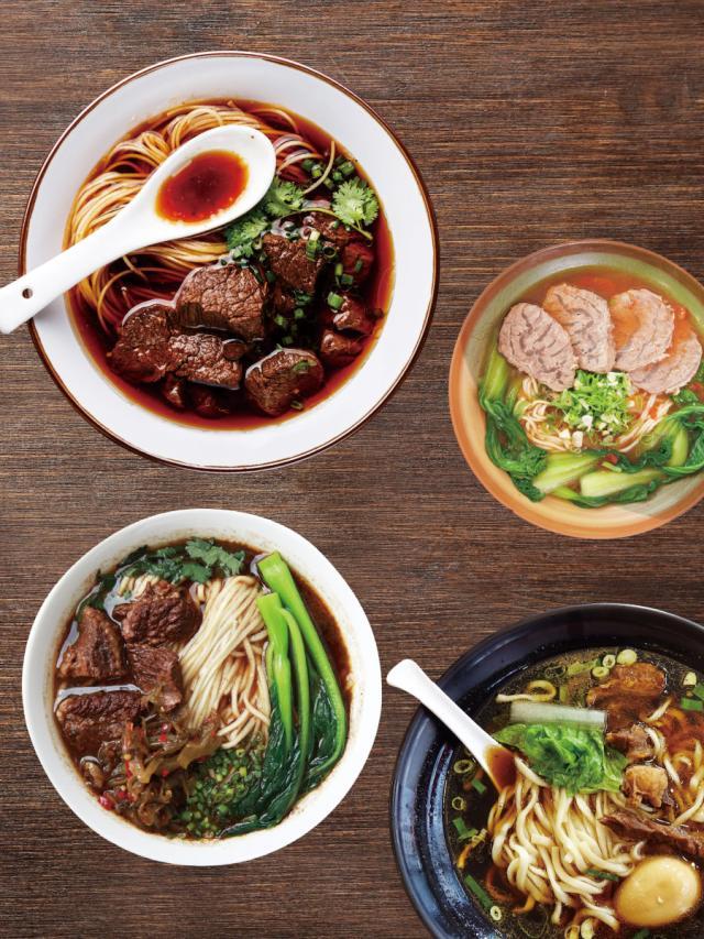 玩味生活 名聞遐邇的臺灣美食——牛肉麵 (2)劇照 1
