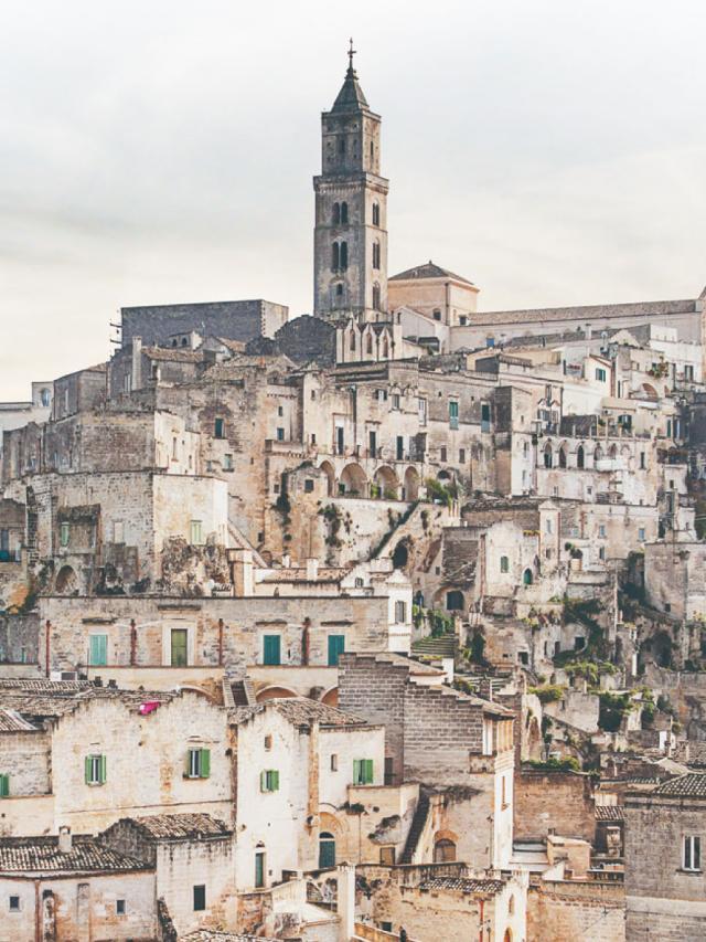旅遊好去處 馬泰拉——歐洲文化之都 (1)劇照 1