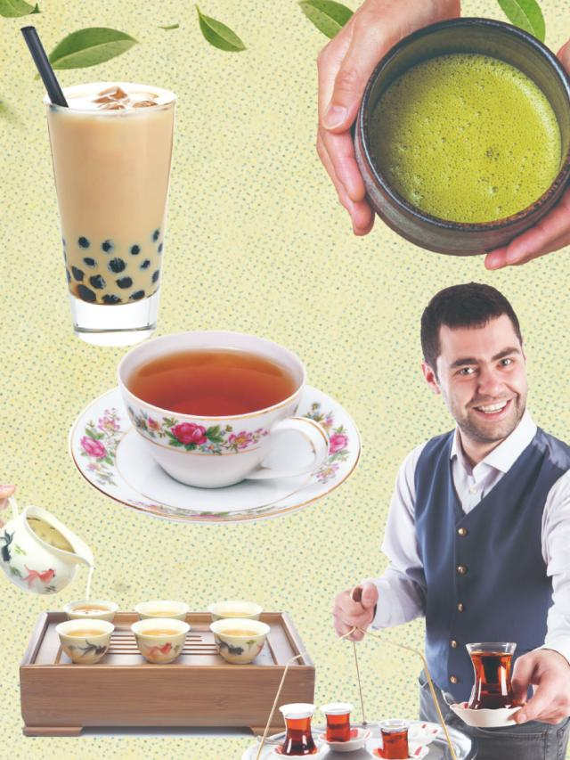 生活趣聞 你真的了解茶嗎? (2)劇照 1