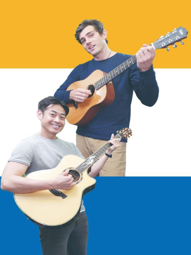 生活情境對話 彈吉他劇照 1