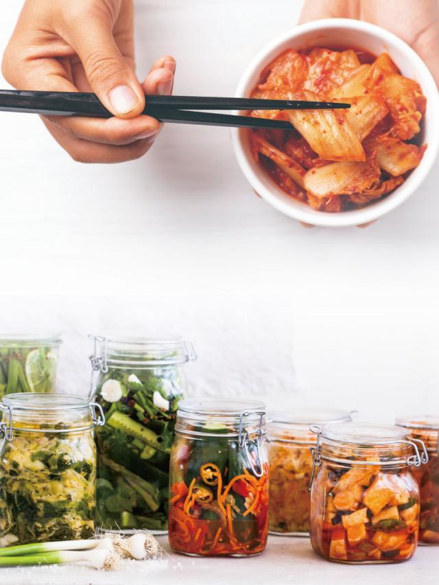 玩味生活 吃泡菜享健康 (2)劇照 1
