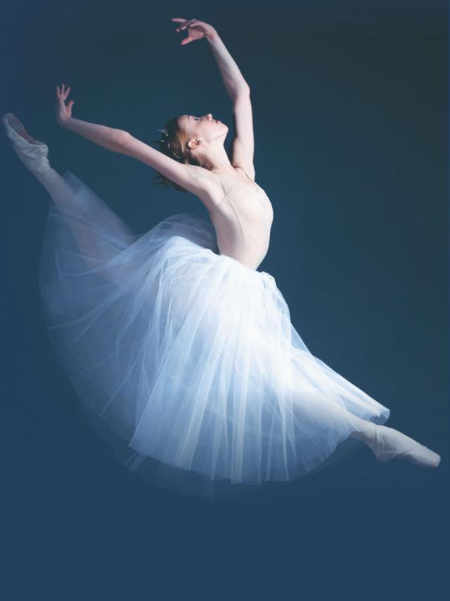 克漏字測驗 淺談芭蕾舞史劇照 1
