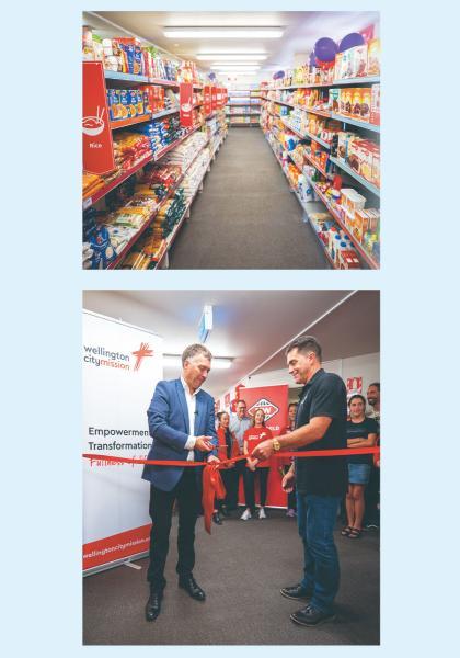 克漏字 紐西蘭首家社會超市開幕了!線上看
